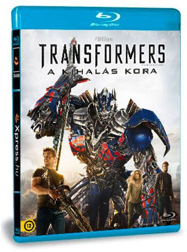 Transformers: A kihalás kora termékhez kapcsolódó kép