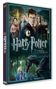 Harry Potter és a főnix rendje (kétlemezes, új kiadás - 2016) (2 DVD) termékhez kapcsolódó kép