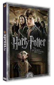 Harry Potter és a halál ereklyéi - 1. rész (kétlemezes, új kiadás - 2016) (2 DVD) termékhez kapcsolódó kép