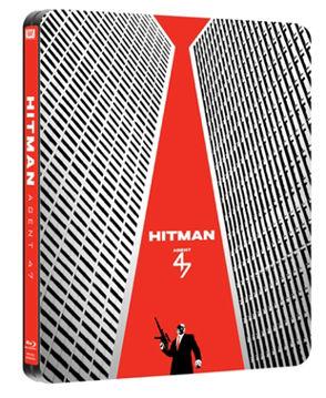 Hitman: A 47-es ügynök - limitált, fémdobozos változat (steelbook) termékhez kapcsolódó kép