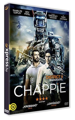 Chappie termékhez kapcsolódó kép