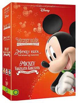 Mickey díszdoboz (2015) (3 DVD) termékhez kapcsolódó kép