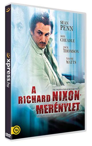 A Richard Nixon-merénylet (új kiadás) termékhez kapcsolódó kép