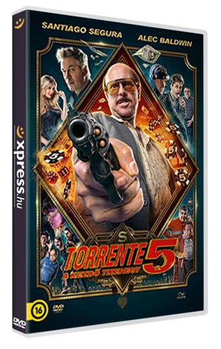 Torrente 5. - A kezdő tizenegy termékhez kapcsolódó kép