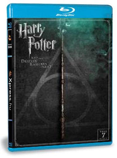 Harry Potter és a halál ereklyéi - 2. rész (kétlemezes, új kiadás - 2016) (BD+DVD) termékhez kapcsolódó kép