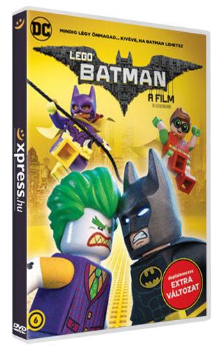 Lego Batman - A film - duplalemezes extra változat (2 DVD) termékhez kapcsolódó kép