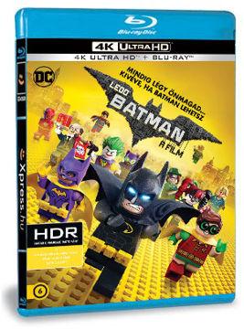 Lego Batman - A film (4K Ultra HD (UHD) + BD) termékhez kapcsolódó kép