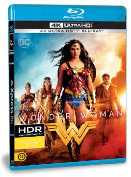 Wonder Woman (4K Ultra HD (UHD) + BD) termékhez kapcsolódó kép