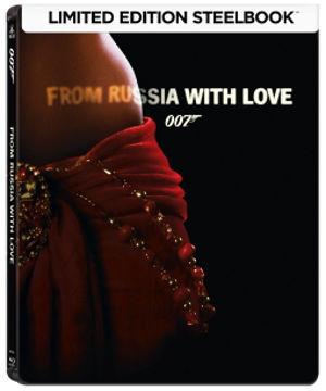 James Bond - Oroszországból szeretettel - limitált, fémdobozos változat (steelbook) termékhez kapcsolódó kép