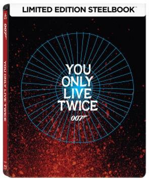 James Bond - Csak kétszer élsz - limitált, fémdobozos változat (steelbook) termékhez kapcsolódó kép