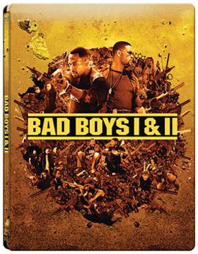 Bad Boys 1-2. gyűjtemény (2 4K Ultra HD (UHD) +2 BD) (steelbook) termékhez kapcsolódó kép