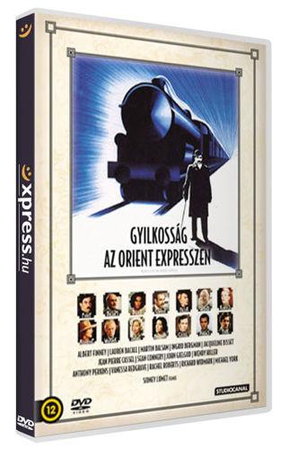 Gyilkosság az Orient expresszen (1974) termékhez kapcsolódó kép