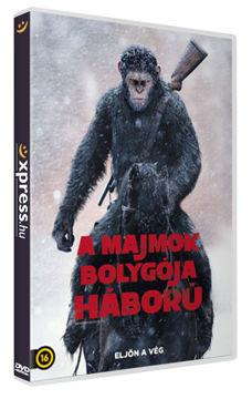 A majmok bolygója - Háború termékhez kapcsolódó kép
