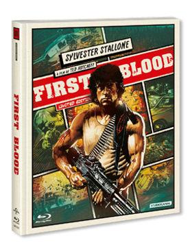 Rambo 1. - Első vér - limitált, digibook változat (SC gyűjtemény 1.) termékhez kapcsolódó kép