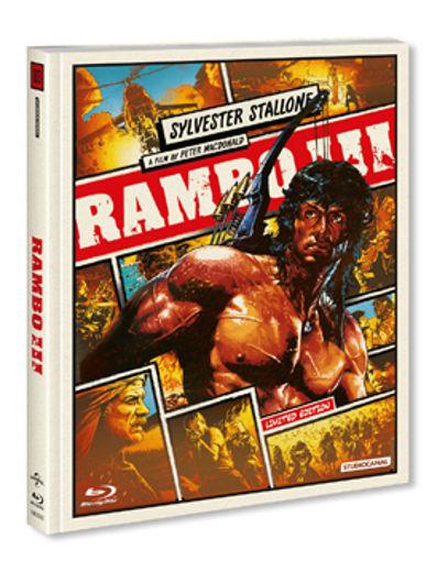 Rambo 3. - limitált, digibook változat (SC gyűjtemény 3.) termékhez kapcsolódó kép