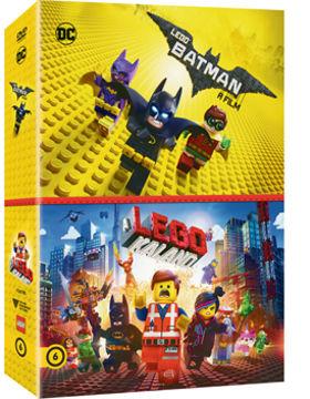 LEGO Batman - A film és LEGO Kaland gyűjtemény termékhez kapcsolódó kép