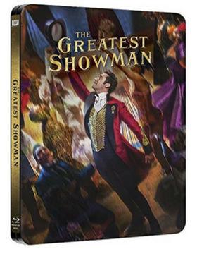 A legnagyobb showman - limitált, fémdobozos változat (steelbook) termékhez kapcsolódó kép