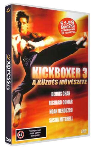 Kickboxer 3. termékhez kapcsolódó kép
