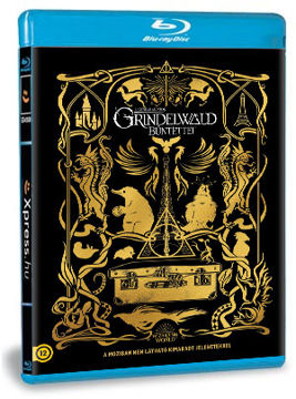 Legendás állatok - Grindelwald bűntettei (O-ringgel) (2 BD) termékhez kapcsolódó kép