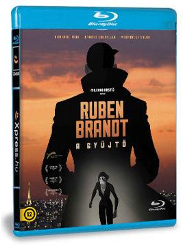 Ruben Brandt, a gyűjtő - exkluzív, limitált dedikált borító termékhez kapcsolódó kép