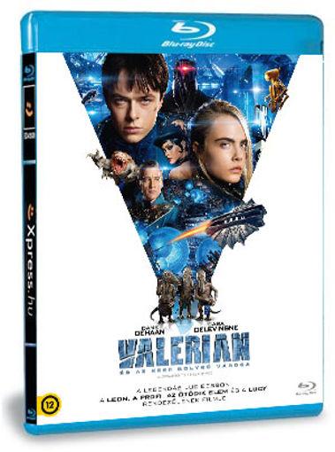 Valerian és az ezer bolygó városa termékhez kapcsolódó kép