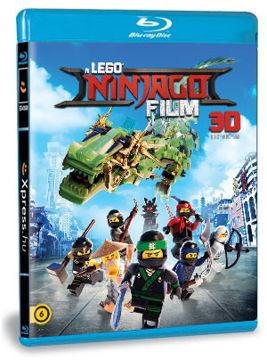 LEGO Ninjago (BD3D+BD) termékhez kapcsolódó kép