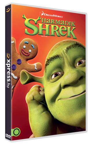 Harmadik Shrek (DreamWorks gyűjtemény) termékhez kapcsolódó kép