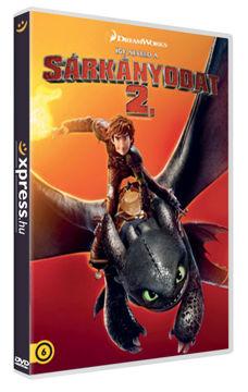Így neveld a sárkányodat 2. (DreamWorks gyűjtemény) termékhez kapcsolódó kép