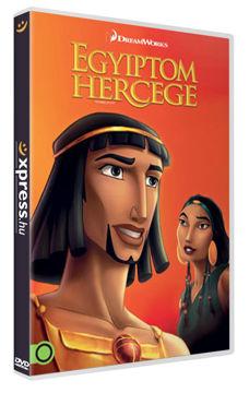 Egyiptom hercege (DreamWorks gyűjtemény) termékhez kapcsolódó kép