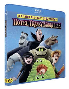 Hotel Transylvania 1-3. termékhez kapcsolódó kép
