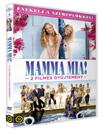 Mamma Mia! 1-2. (2 DVD) termékhez kapcsolódó kép