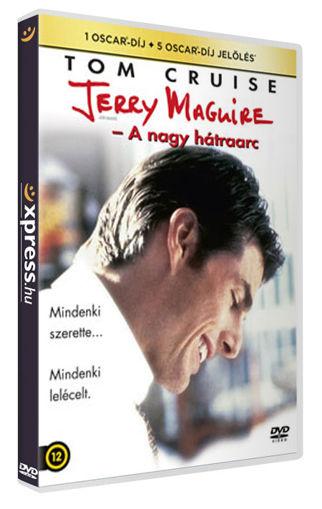 Jerry Maguire - A nagy hátraarc (GHE kiadás) termékhez kapcsolódó kép