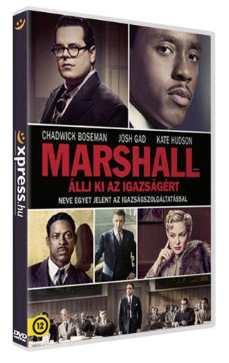 Marshall - Állj ki az igazságért! termékhez kapcsolódó kép