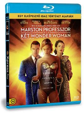 Marston professzor és a két Wonder Woman termékhez kapcsolódó kép