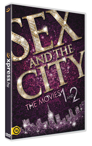 Szex és New York - A mozifilm / Szex és New York 2. (egylemezes változat) (2 DVD) (Twinpack) termékhez kapcsolódó kép