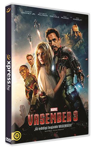 Iron Man - Vasember 3. termékhez kapcsolódó kép