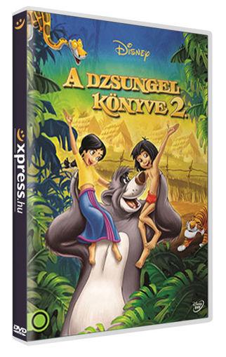 A dzsungel könyve 2. (új változat) termékhez kapcsolódó kép