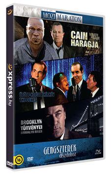 Mozimaraton: Gengszterek díszdoboz (3 DVD) termékhez kapcsolódó kép