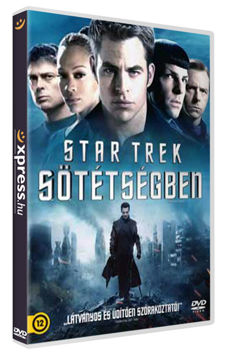 Star Trek: Sötétségben termékhez kapcsolódó kép