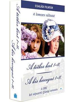 A titkos kert / A kis hercegnő - díszdobozos változat (4 DVD) termékhez kapcsolódó kép