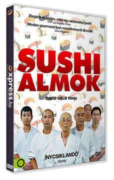 Sushi álmok termékhez kapcsolódó kép