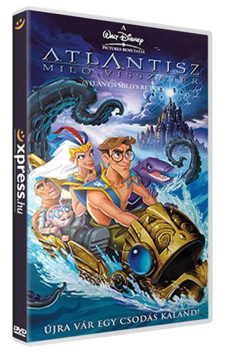Atlantisz 2. - Milo visszatér termékhez kapcsolódó kép