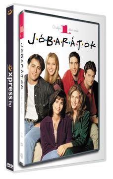 Jóbarátok - 1. évad (3 DVD) termékhez kapcsolódó kép