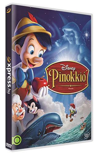 Pinokkió (Walt Disney) termékhez kapcsolódó kép