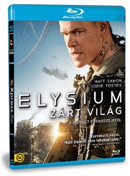 Elysium - Zárt világ termékhez kapcsolódó kép