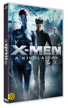 X-Men: A kívülállók (szinkronizált változat) termékhez kapcsolódó kép