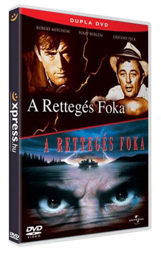 A rettegés foka (1962-es és 1991-es változat) termékhez kapcsolódó kép