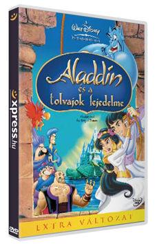 Aladdin és a tolvajok fejedelme (új kiadás) termékhez kapcsolódó kép