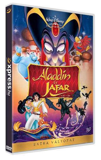 Aladdin és Jafar termékhez kapcsolódó kép
