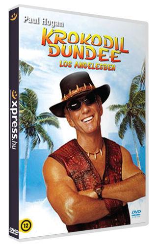 Krokodil Dundee 3. - Krokodil Dundee Los Angelesben termékhez kapcsolódó kép